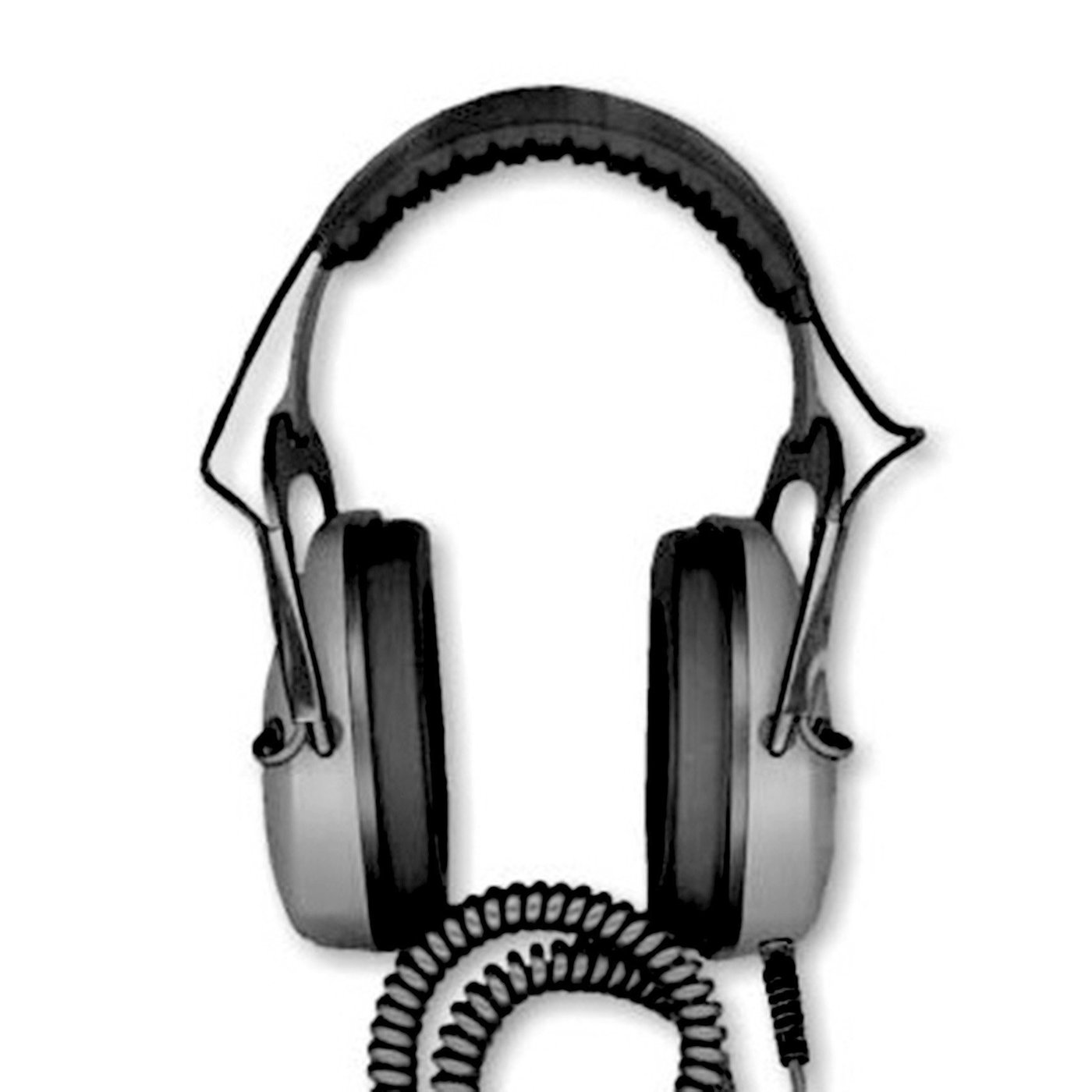 Grey Ghost Headphones with CTX 3030 Connector